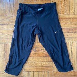 Nike Dri fit run Capri